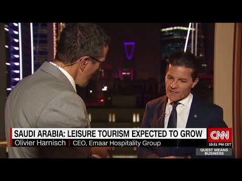 EMAAR boss talks about Saudi Arabia's tourism potential
