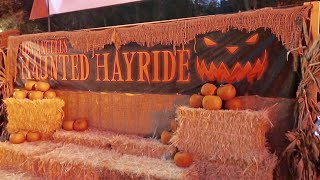 Opening Night Of Los Angeles Haunted Hayride 2019 - All New Mazes And Scare Zones / Halloween Event
