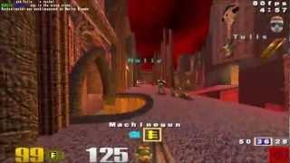 Quake 3 Arena - Multiplayer Gameplay