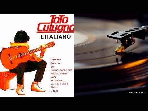 Toto Cutugno – L'Italiano (Vinyl, LP, Album) 1983.
