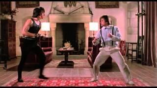 Бой с достойным противником - Закусочная на колесах / 1984 (Супер красивый бой)