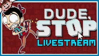 DUDE, STOP | Bouncing Over it | Shellshock! (Sunday LiveStream w/ ChilledChaos)