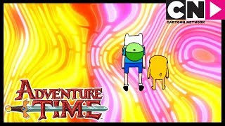 Adventure Time | Kim Kil Whan Fed Up With Jake | Ocarina | Cartoon Network