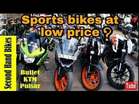 Cheapest Bike Market Second Hand Bikes Karol Bagh Ktm Bullet