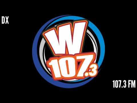 (DX) Radio W 107.3 MHz FM Tegucigalpa, Francisco Morazán, Honduras en La Esperanza
