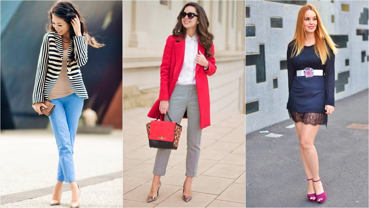 LOS MEJORES OUTFITS DEL 2015 - YouTube