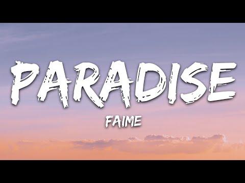 Faime - Paradise