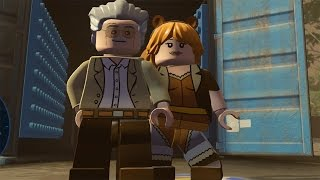 LEGO Marvel's Avengers - Stan Lee in Peril Locations (All 7 Extra Hubs)