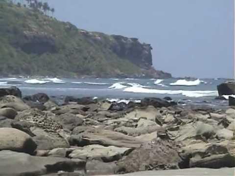 Biri Island, Northern Samar (April 30, 2005)