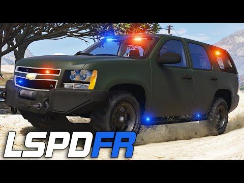 LSPDFR #156 - Border Patrol!