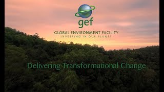 GEF Delivering Transformational Change