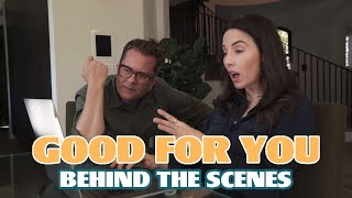 The new podcast is here! BTS of Good For You with Whitney Cummings
