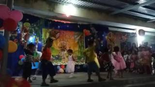Chiếc Đèn Ông Sao - Lớp Lá 1-Trường mẫu giáo Phước Sơn