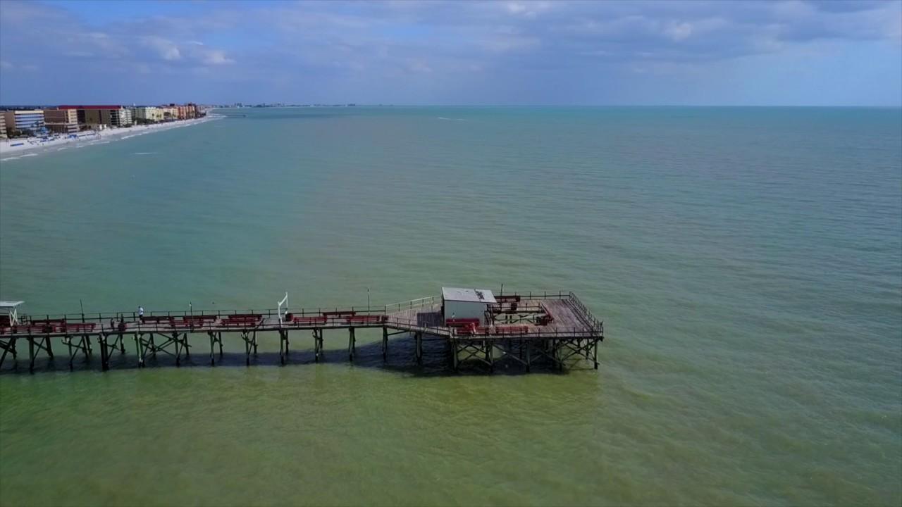 Redington Long Pier Ss Fl 03 08 2017 Drone The Moment