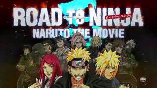ROAD TO NINJA 卍 NARUTO THE MOVIE - Trailer / Teaser