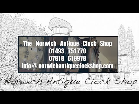 Antique Clocks Norwich, Norfolk