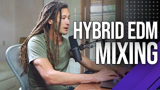 Henry Fong Mixing Hybrid EDM in Ableton