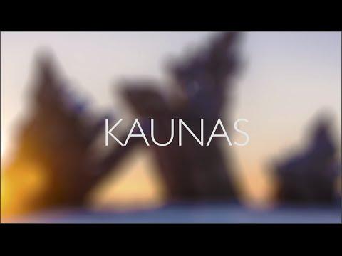 KAUNAS CITY CENTER - VIDEO TOUR