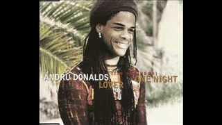 Andru Donalds  ~ one night lover.wmv