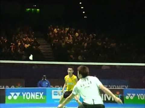 (2/4) 2011 All England Open Badminton Tournament Men's Single Final