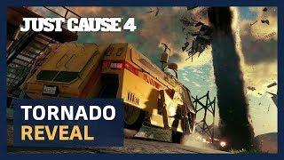 Just Cause 4: Tornado Gameplay Reveal [PEGI]