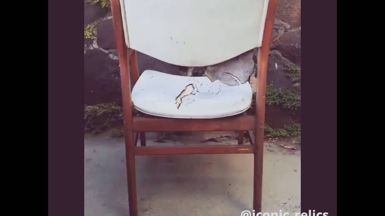 mid century modern furniture restoration. Gunlocke Chair Restoration Mid Century Modern Furniture