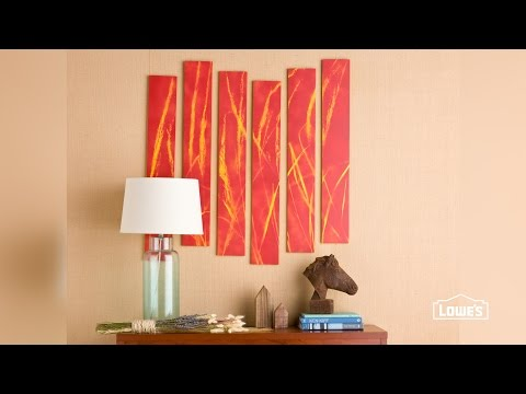Create Fall-Themed Wooden Wall Art