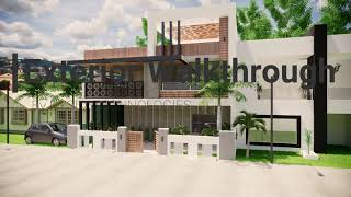 Walkthrough | Exterior Walkthrough by DYSIM TECHNOLOGIES BHOPAL