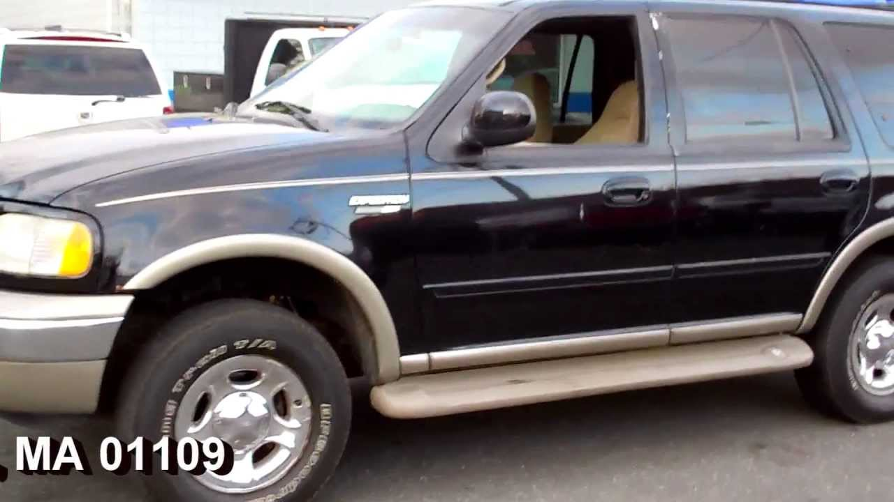 2000 ford expedition eddie bauer 4dr suv 4wd 5 4l v8 at 8pass