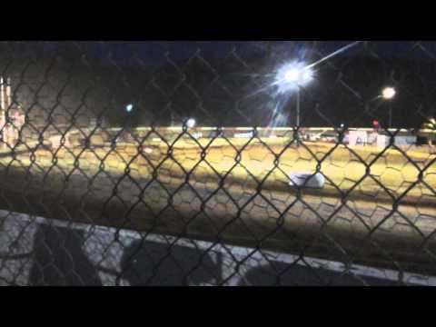 5/30/15 super late model main coos bay speedway