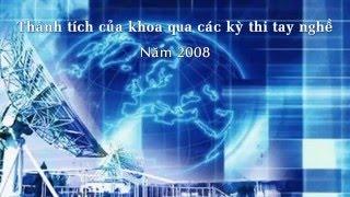 Khoa Công nghệ thông tin Trường Đại học Công nghiệp Hà Nội