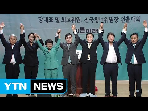 바른미래당 새 지도부 선출...결과 발표 / YTN