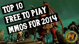 Free to Play MMOs