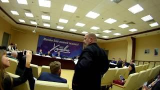 Выездное заседание рабочей группы 18.10.2017