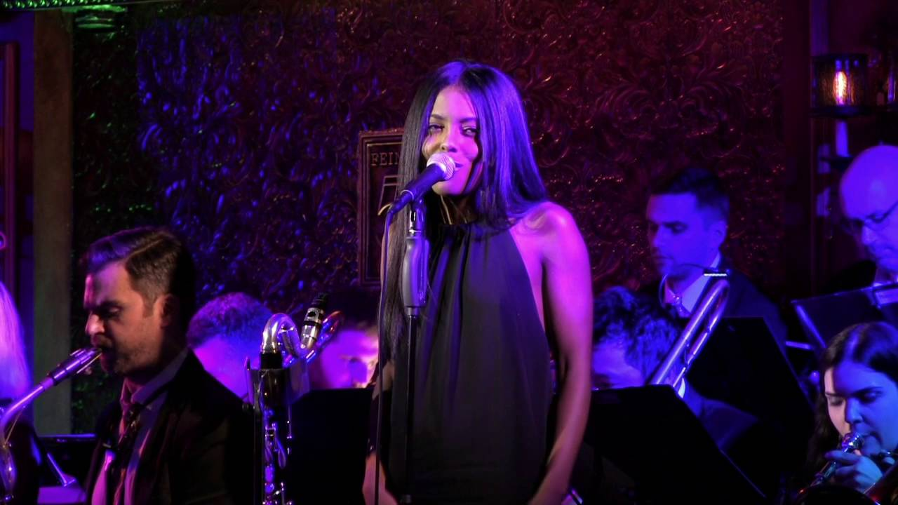 summertime adrienne warren with charlie rosen 39 s broadway big band youtube. Black Bedroom Furniture Sets. Home Design Ideas