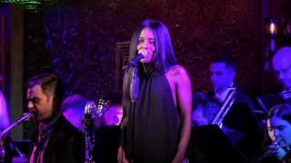 Summertime - Adrienne Warren with Charlie Rosen's Broadway Big Band