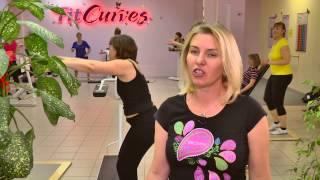Тренировки. Фитнес для женщин. Похудение без диет в ФитКёрвс