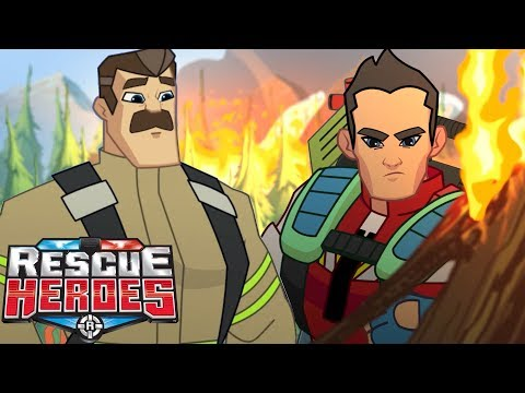 Rescue Heroes™- Full Episode Compilation For Kids | Videos For Kids | Kids Heroes