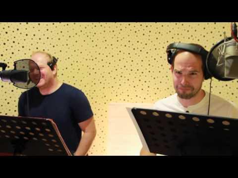 Lichožrouti - J. Maxián a D. Novotný mluví, zpívají a zlobí jako Tulamor a Ramses