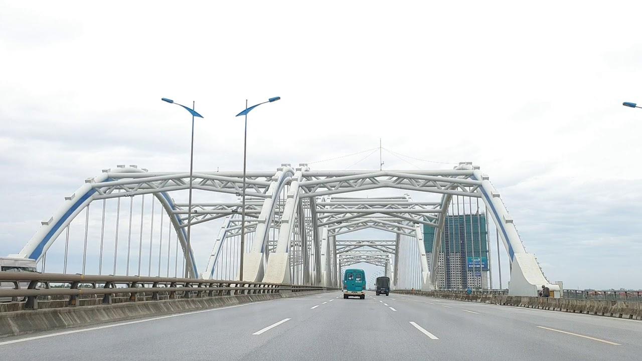 Hướng Dẫn Cầu Đuống Qua Cầu Đông Trù Đi Cầu Nhật Tân Vào Tp Hà Nội Mới Nhất 2019 | Nhat Tan Bridge