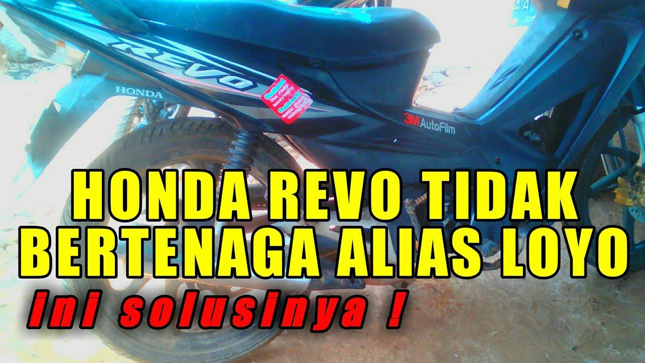 Download Penyebab Honda Revo Tak Bertenaga,Loyo,Ngempos | REVO LAMA Bongkar bak kopling GAK kuat Nanjak