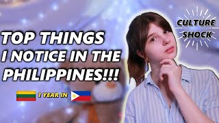 CULTURE SHOCK IN PHILIPPINES ( LAUGHTRIP REACTION NI VIKA! )