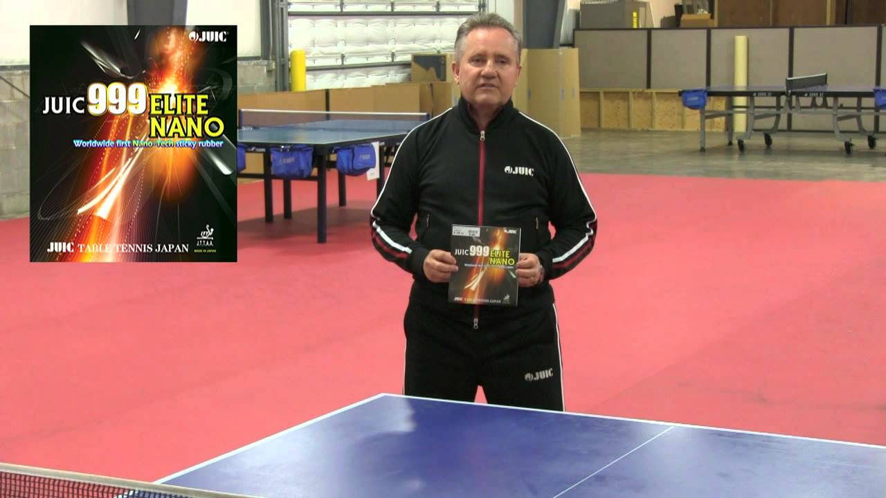 Juic 999 Table Tennis Rubber Sheets Review With Stellan