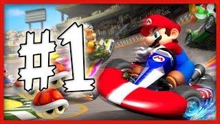 Mario Kart Wii | #1 | česky let'splay | HD