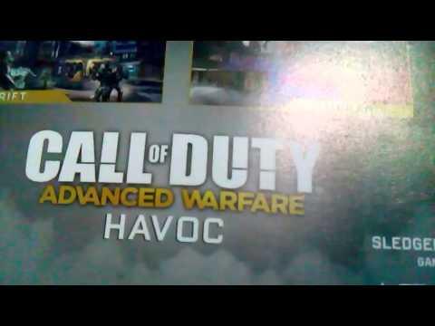 Call of duty advanced warfare havoc dlc ps3 download