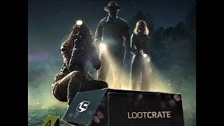 (EPISODE 1,436) UNBOXING VIDEO: LOOT CRATE