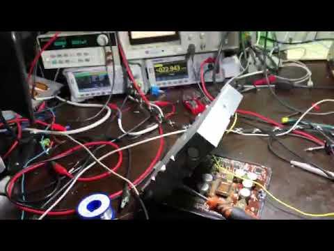 Ремонт блока управления двигателем  Vermeer D100x120 SII