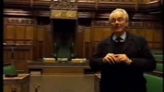 Dan Cruickshank explores the Palace of Westminster, also known as the Houses of Parliament (Part 2)