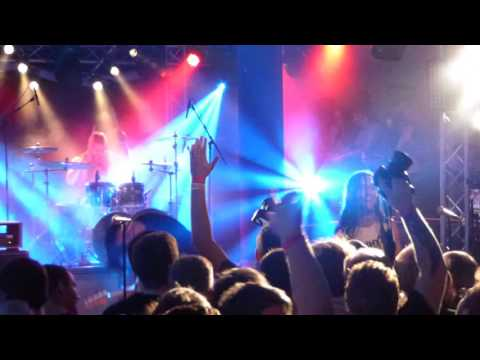 Children 18:3 - Cover your eyes - Live at Christmas Rock Night 2015