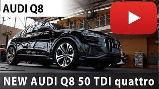 AUDI Q8 TEST Drive quattro - Ауди Q8 Тест Драйв 2018